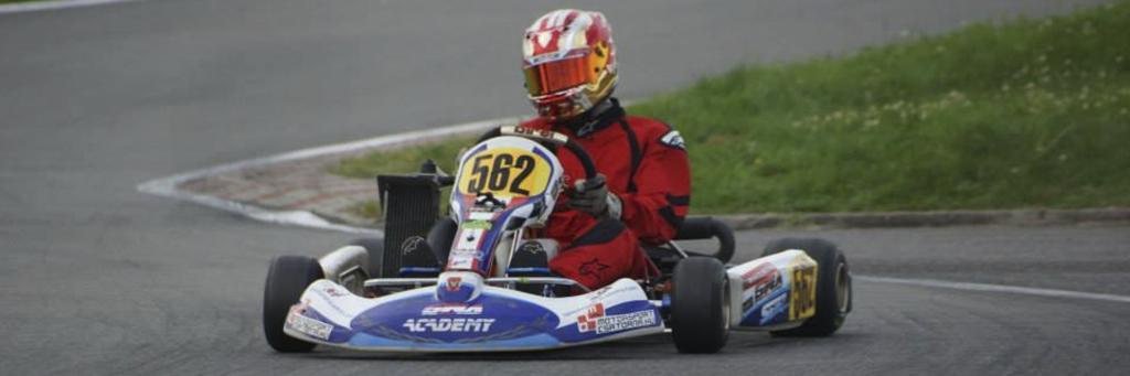 Ferdinand Habsburg karting 2013