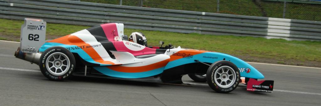Ferdinand Habsburg Formula Renault 1.6 2014