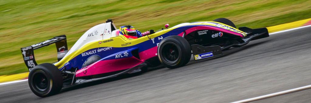 Ferdinand Habsburg Formula Renault Eurocup 2015