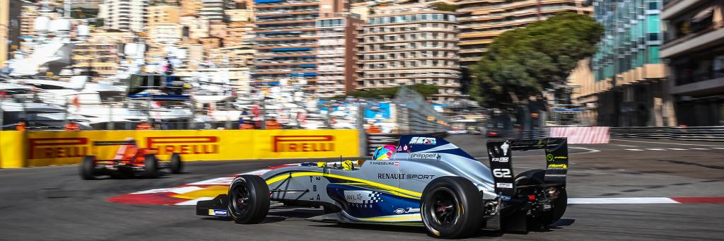 Ferdinand Habsburg Monaco Formula Renault Eurocup 2016
