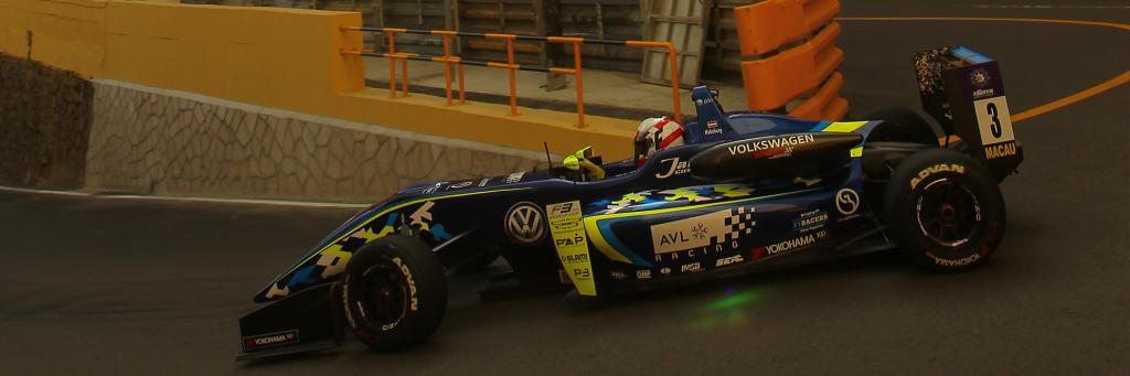 Ferdinand Habsburg FIA F3 Macau GP 2017 Carlin Racing