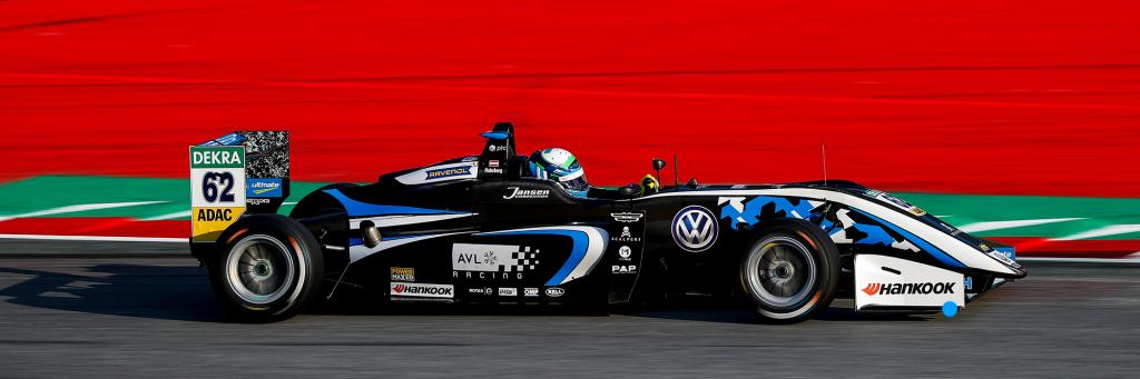 Ferdinand Habsburg FIA F3 2018 Carlin Racing