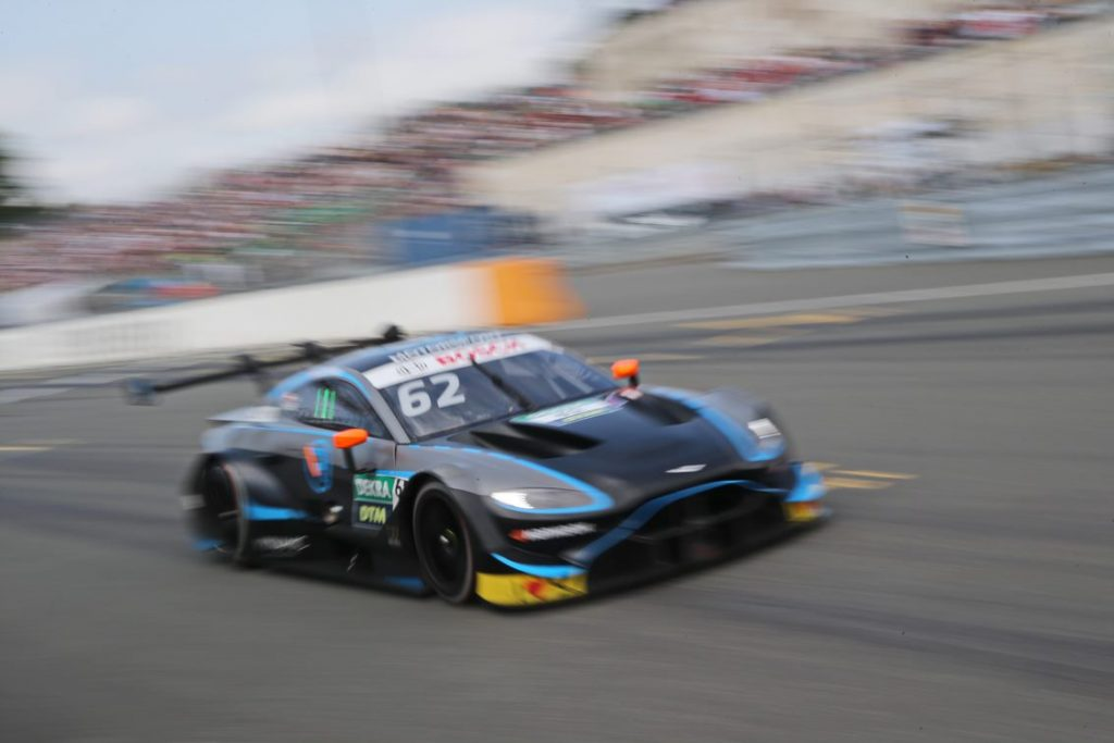 HABSBURG HAS MOST SUCCESSFUL DTM WEEKEND TO DATE