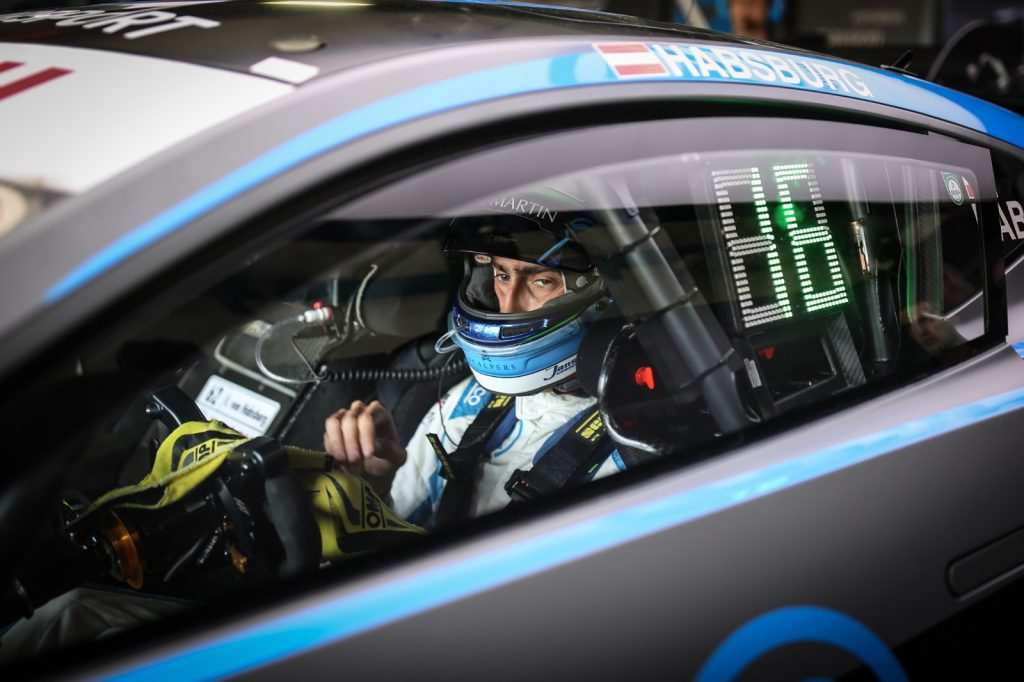 HABSBURG SHOWS POTENTIAL AT MISANO