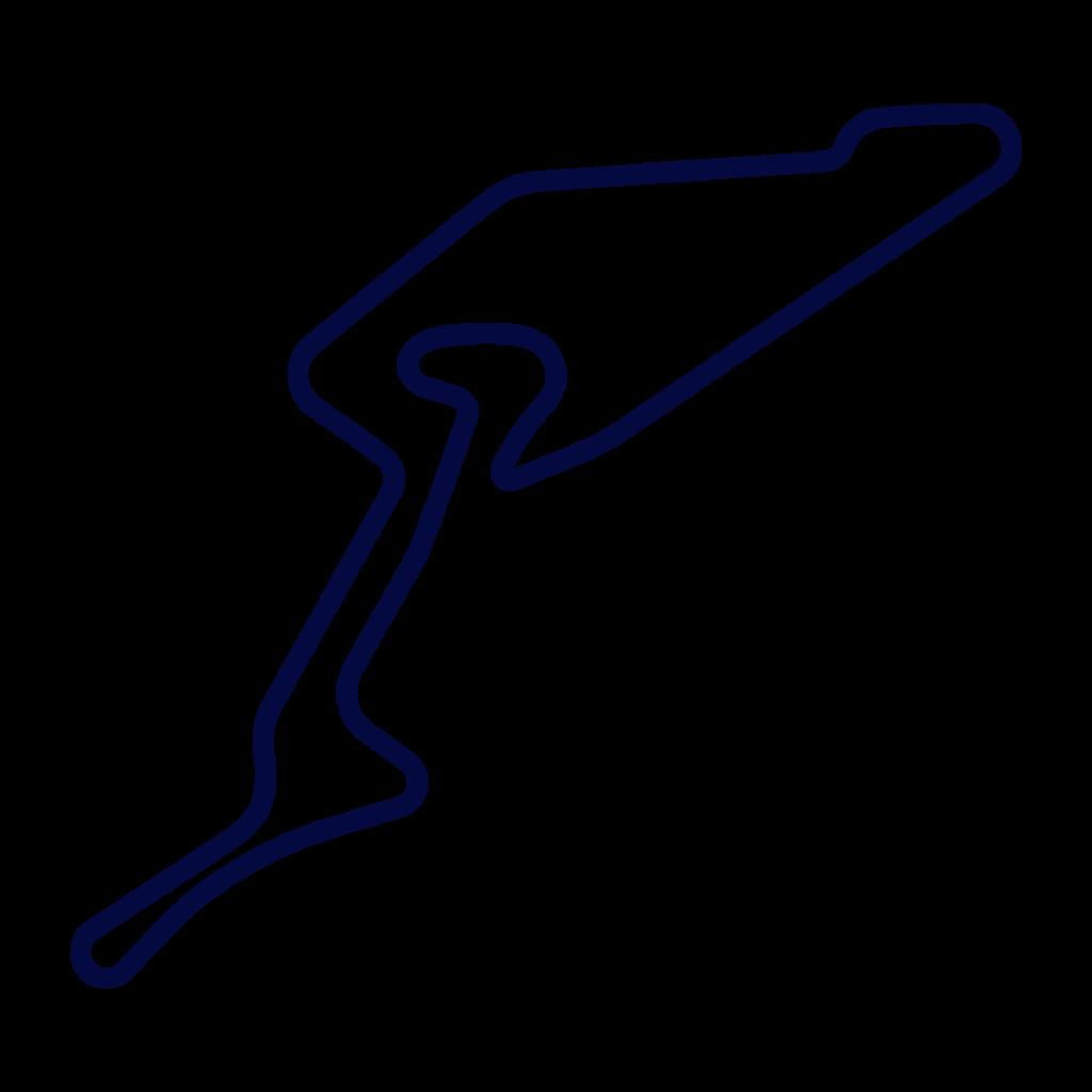 Nürburgring GP blue